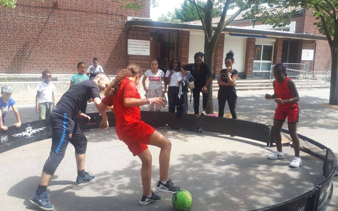 Lancement d'une étude nationale sur l'impact des sports urbains dans les QPV menée par l'association Humanitaria